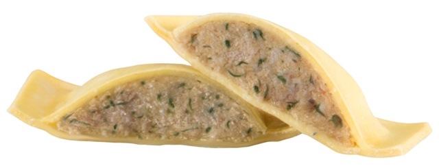 Raviolacci alle carni brasate Kg. 3 L.T.