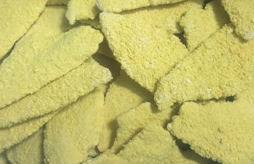 Filetti di platessa panati Olanda kg. 5