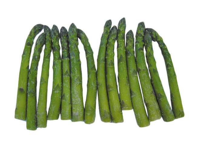Asparagi verdi kg. 1 L 17-22