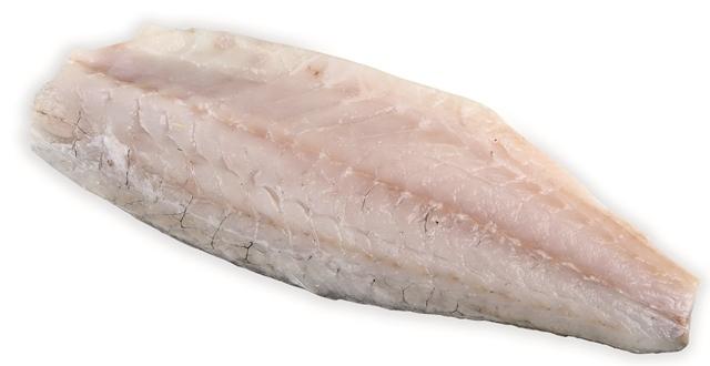 Filetti di Branzino 120/160 kg. 5 gl. 30%