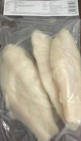 Filetti di Pangasio 170/220 Vietnam gl. 20% Kg. 1