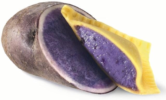 Le Violette (con patate viola) kg. 2
