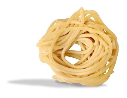 Spaghetti precotti kg. 1 (P512)