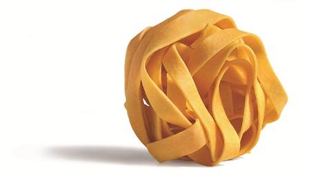 Tagliatelle all'uovo precotte kg. 1 (P507)