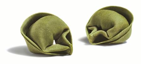 GranTortelloni verdi ricotta e Spinaci kg.3 L.T. 25%