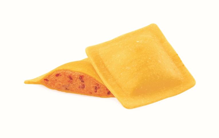 Raviolacci con 'nduja e pecorino Lab. Tort. 3 Kg. 20%