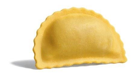 Panzerotti ricotta e spinaci kg. 3 L.T. 15%