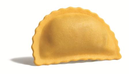 Panzerotti con funghi Porcini L.T. 15% kg. 3