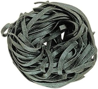 Taglioline al nero di seppia  L.T. 90% kg. 1.5