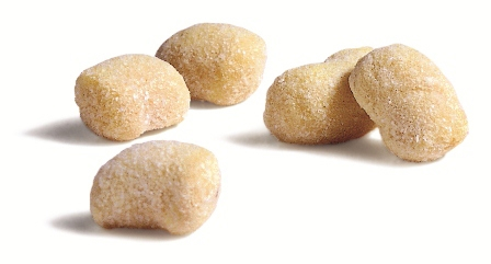 Gnocchetti di patata L.T. 20% kg. 1