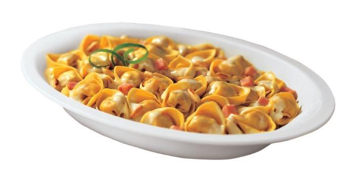 Tortellini bolognesi panna, prosciutto gr. 300