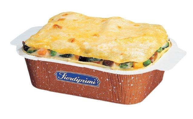 Lasagne vegetariane gr.330