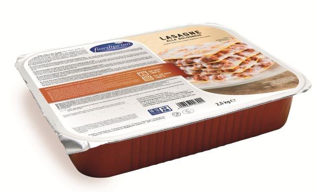 Lasagne alla bolognese kg.2.5
