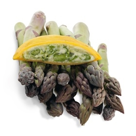 Panciotti con punte di Asparagi e Mascarpone kg. 2