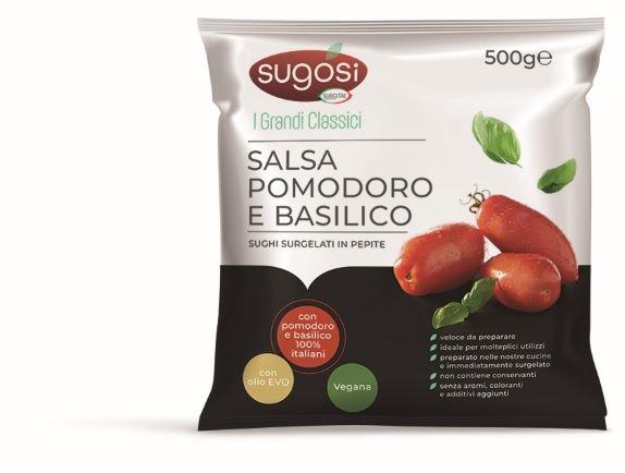 Sugo Pomodoro & Basilico kg.1