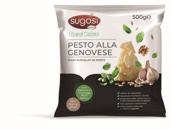 Pesto alla Genovese kg.1