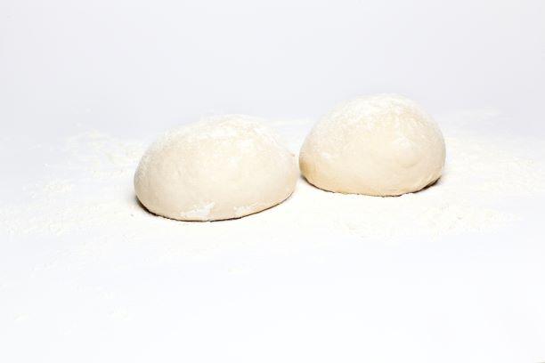 Bocce per pizza VEGANA gr. 220