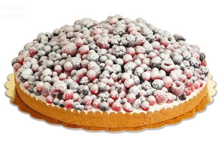Crostata ai Frutti di Bosco kg.1.4