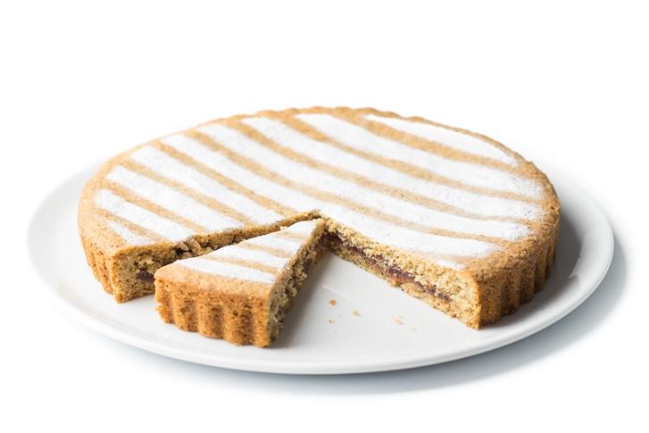 Torta vegana morbida ribes e melograno gr. 900