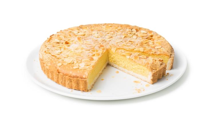 Crostata mandorle Kg. 1.200