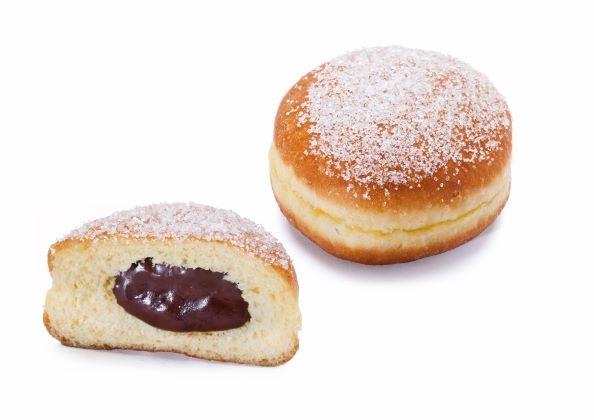 Krapfen al cioccolato gr. 65