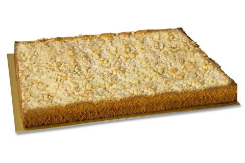 Maxi Cake mela e crumble kg. 2