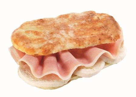 Spizzy:Panpizza cotto/mozzarella 180 gr.