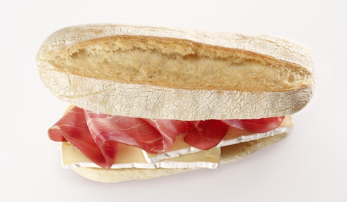 Brioso-Baguette Speck/Brie gr.160