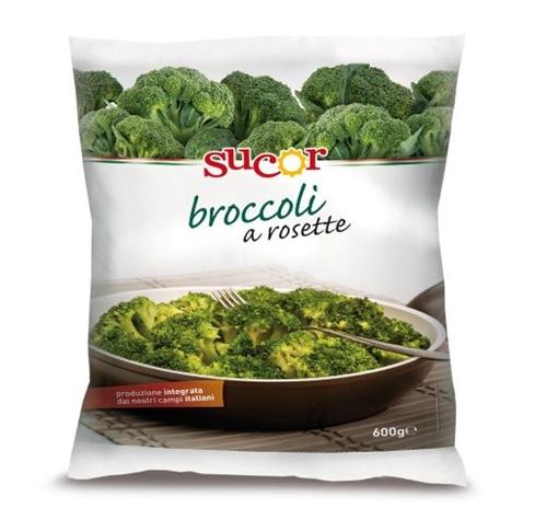 Broccoli calabresi rosette 600 gr.