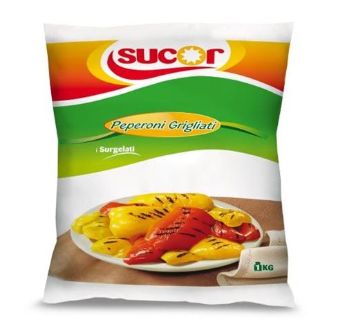 Peperoni grigliati kg.1
