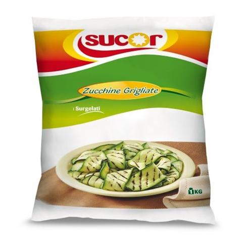 Zucchine grigliate kg.1