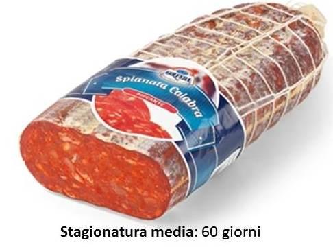 Spianata Calabra extra piccante kg.2.5