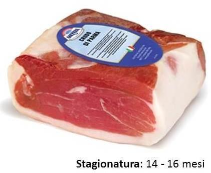 Prosc.Parma Delizia mattonella kg. 2.5 ca.