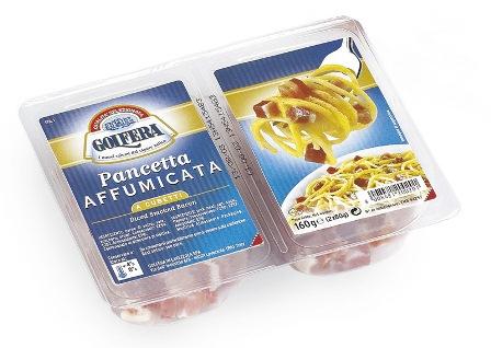 Pancetta affumicata a cubetti