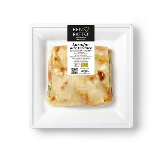 Lasagne verdure 250 gr. Ben Fatto - Golfera