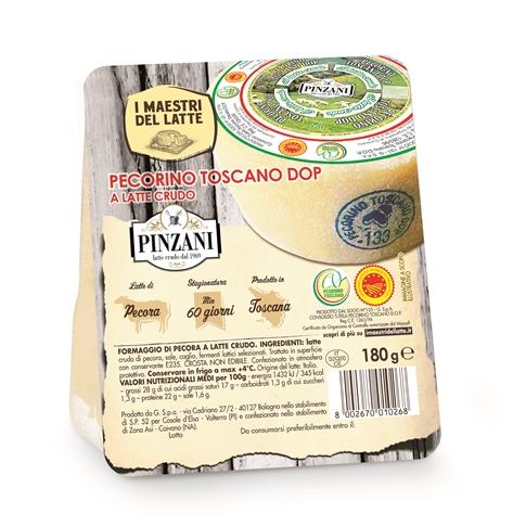 F.A. Pecorino Toscano DOP tenero 180 gr. Granarolo