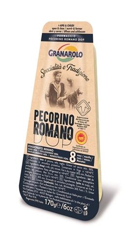 Pecorino Romano DOP Spicchio 170 gr. Granarolo