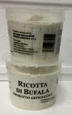 Ricotta di Bufala gr. 250