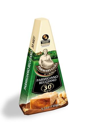 Parmigiano Regg. 30 mesi incartato 150 gr.