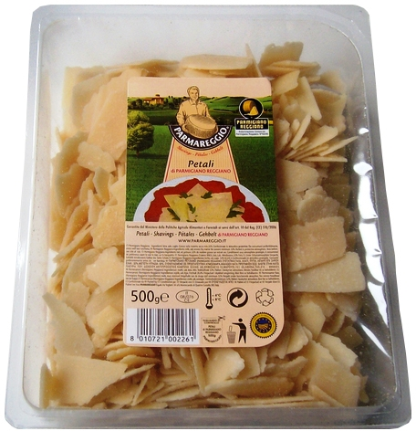 Parmigiano Reggiano Petali gr. 500 Parmareggio
