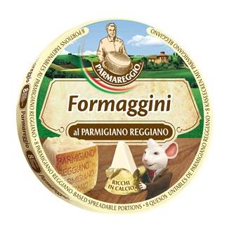 Formaggini al P.Reggiano gr.140