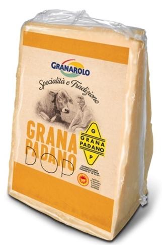 Grana Padano cry  kg. 1 sp. Granarolo (10 mesi)