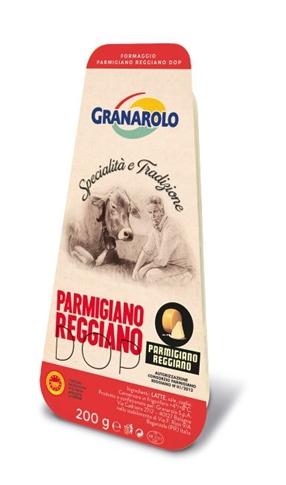 Parmigiano Reggiano DOP gr. 200 Granarolo