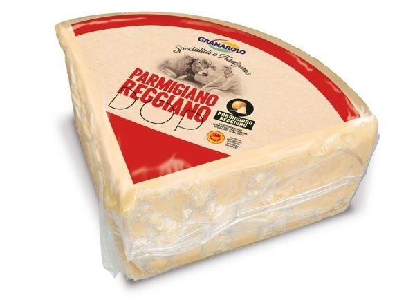 Parm. Reggiano DOP 1/8 kg. 4.6 Granarolo