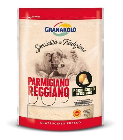 Parm. Reggiano DOP grattugiato gr. 90 Granarolo