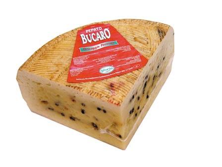 Pecorino sardo Bucaro pepato 1/4 cry