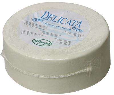 Ricotta salata ovina delicata kg.2.8 Gloria