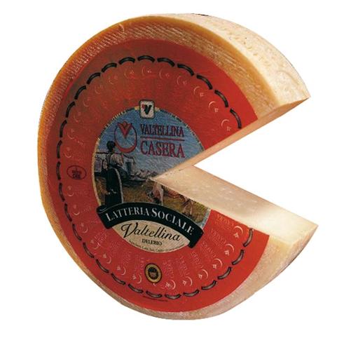 Formaggio Valtellina Casera DOP kg.7/12 ca.