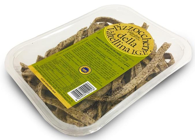 Pizzoccheri Valtellina freschi 250 gr