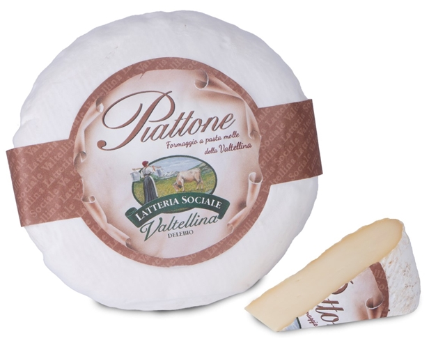 Piattone Valtellina 800 gr